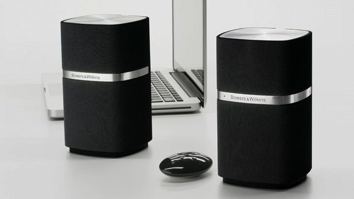 Bowers & Wilkins MM-1 акустика для компьютера