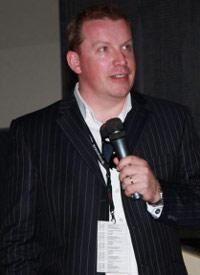 Джон Бучанан (John Buchanan) директор по продажам Meridian Audio