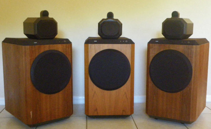 Bowers&Wilkins Matrix 801 Series модель 1970 года