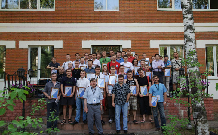 Выпускники 15 сессии Университета Звука