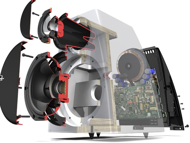 Meridian Audio DSP3200