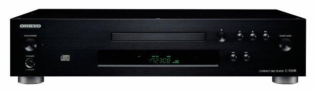 CD плеер Onkyo C-7000R цвет черный
