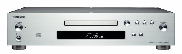 CD плеер Onkyo C-7000R цвет серебро
