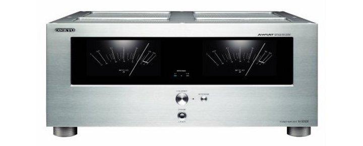 Усилитель Onkyo M-5000R цвет серебро
