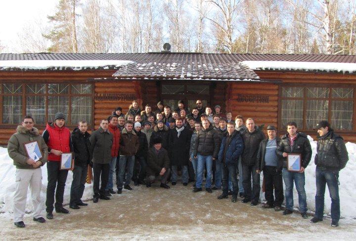 Выпускники 17 сессии Университета Звука