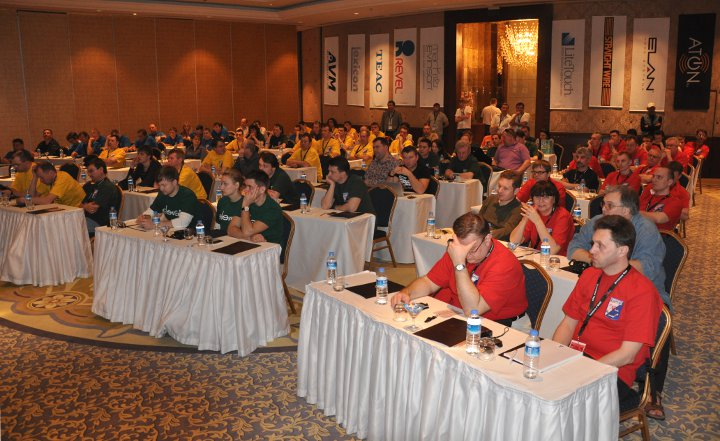Участики 7-ой выездной сессии, Университет Звука, апрель 2011