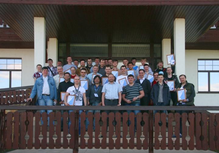 Выпускники 18 сессии Университета Звука