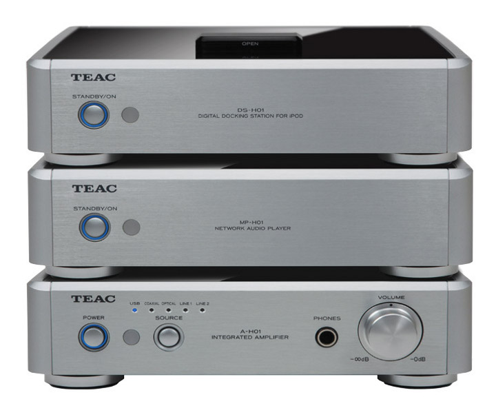 Reference H-01 TEAC