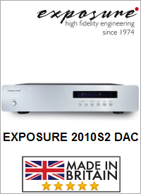 Exposure 2010S2 DAC made in England