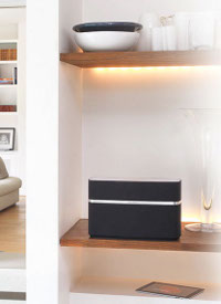 A7 Bowers and Wilkins интерьер