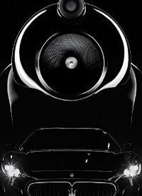 B&W объединяется с Maserati