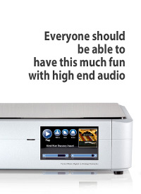 PS Audio DAC
