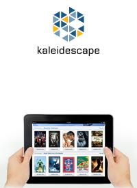Kaleidescape логотип