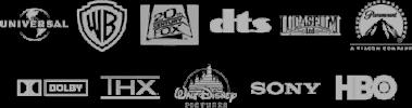 Логотипы к студиям оборудованным акустикой MK Sound