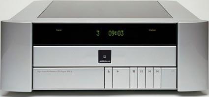 Meridian 808.3 Silver референсный аудио плеер